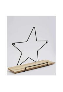 Prateleira Estrela Marisa