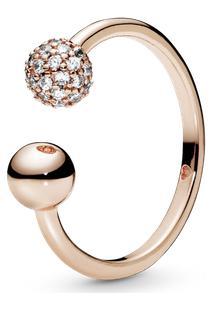 Anel Pandora Rose™ Esfera Brilhante