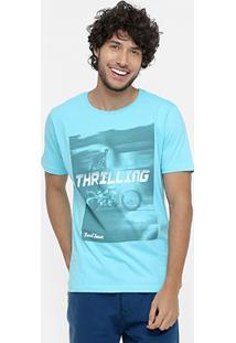 Camiseta Fatal Thrilling - Masculino