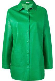 P.A.R.O.S.H. Overshirt Jacket - Green