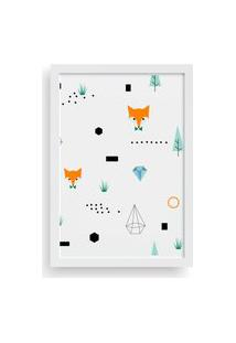 Quadro Love Decor Decorativo Infantil Abstrato