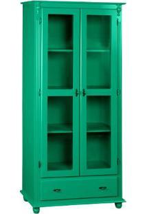 Cristaleira Kaon - Laca Verde Mimo