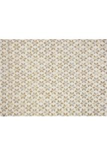 Kilim Caleidoscopio Off White/Mix Beige