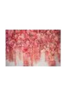 Painel Adesivo De Parede - Flores - 1217Pnm
