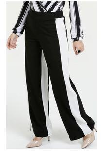 c7503d14a7 Marisa. Listras Calça Feminina Pantalona Marisa