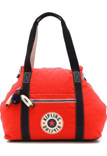 Bolsa Kipling 1340517M Active Vermelha