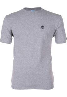 Camiseta Blanks Co California Tubular Htr - Masculino