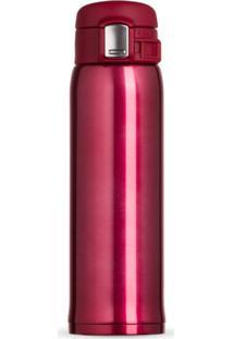 Garrafa Térmica 450 Ml Sensation Topget Vermelha