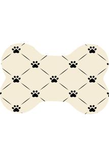 Tapete Love Decor Wevans Pet Patinha Dogs Off White