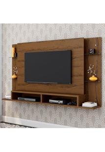 Painel Para Tv Malbec 4004024 Carvalho Munique - Belaflex Móveis