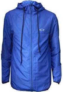 Jaqueta Oakley Windbreaker Ozone - Masculino-Azul