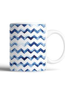 Caneca Decohouse Water Azul