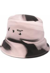 Off-White Chapéu Bucket - Neutro