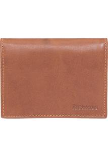 Carteira Masculina Trifold New - Marrom