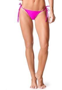 Tanga Vestem Long Beach Fio Dental Pink
