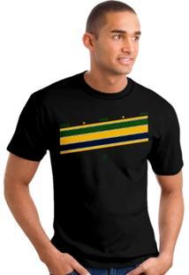 Camiseta Senna Tri - Masculino