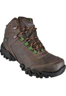 Bota Marrom Adventure Wonder 57879024