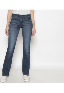 Jeans 715™ Bootcut Estonado- Azul Escurolevis