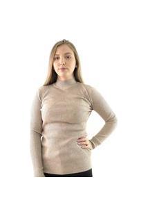 Blusa Facinelli Modal Trançada - 650764