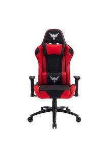Cadeira Gamer Raven X-20, Black/Red - Cdrvx20Pv