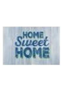 Painel Adesivo De Parede - Home Sweet Home - 692Png