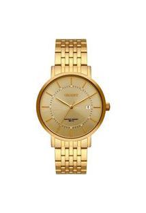 Relógio Orient Feminino Eternal Analógico Dourado Fgss1163-C1Kx