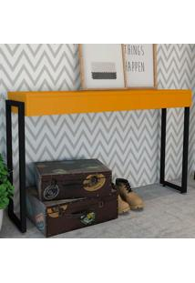 Aparador Desk - Fitmobel Amarelo
