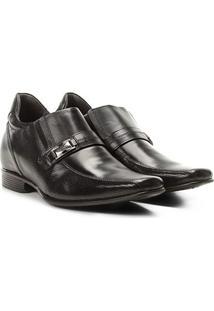 Sapato Social Rafarillo Alth Masculino - Masculino-Preto