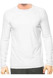 Camisa Térmica Camisa Da Latinha Com Proteção Solar Uv50+ Masculina - Masculino