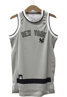 Regata New Era Basketball Stripes New York Yankees