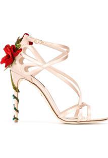 Dolce & Gabbana Sandália - Rosa