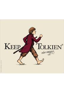 Camiseta Keep Tolkien - Masculina