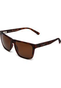 Óculos De Sol Colcci Paul Marrom