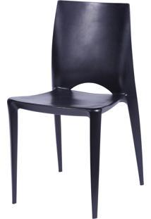 Cadeira Zoe - Preta