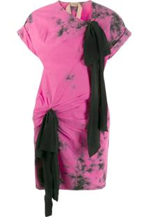 Nº21 Vestido Tie Dye - Rosa