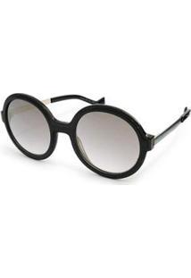 Óculos Evoke For You Ds34 D01 Degradê - Feminino-Marrom