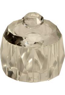Porta-Joias De Cristal Decorativo Lassus