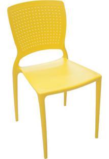 Cadeira Safira Amarelo