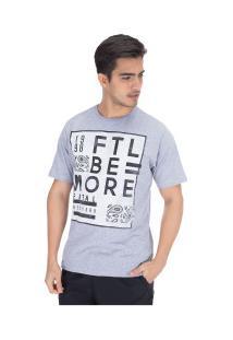 Camiseta Fatal Estampada 20249 - Masculina - Cinza