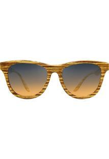 Óculos De Sol Amarelo Marrom feminino   Gostei e agora  d16c6bbca1