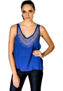 Blusa Hot Fix Iódice P