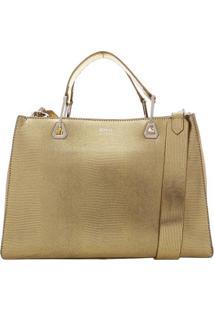 Bolsa Com Bolso- Douradaschutz