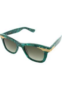 Óculos De Sol Baloji + Komono Dizzy Verde