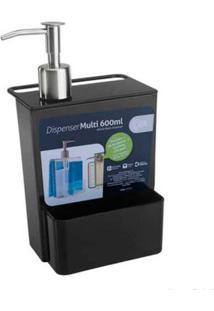 Dispenser Multi 600Ml 20719/0008 Preto Brinox