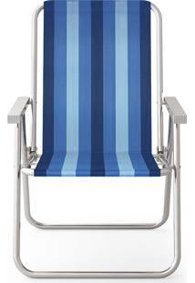 Cadeira Alta Conforto Alumínio 2236