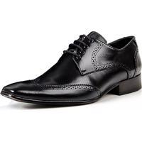3a35d393f Sapato Marca Oxford Recorte masculino | El Hombre