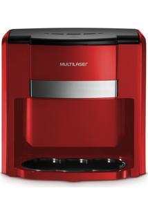 Cafeteira Elétrica Capacidade De 2 Xícaras Vermelho Multilaser 220 500W Be016