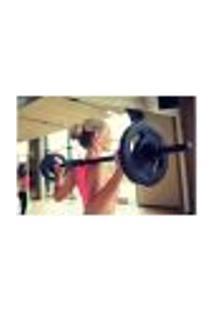 Painel Adesivo De Parede - Fitness - Academia - 789Pnm