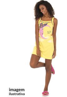 Camisola Adulto Amarela - Bela Notte - M