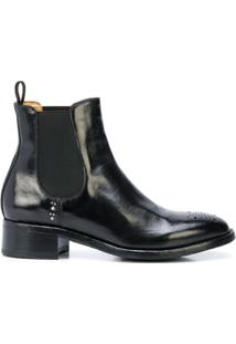 Officine Creative Ankle Boot - Preto